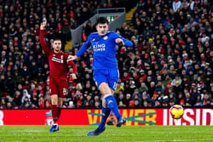 Maguire gets one back for The Foxes.