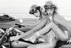 Easy Riders, Los Ángeles, 2006 por Ellen Von Unwerth