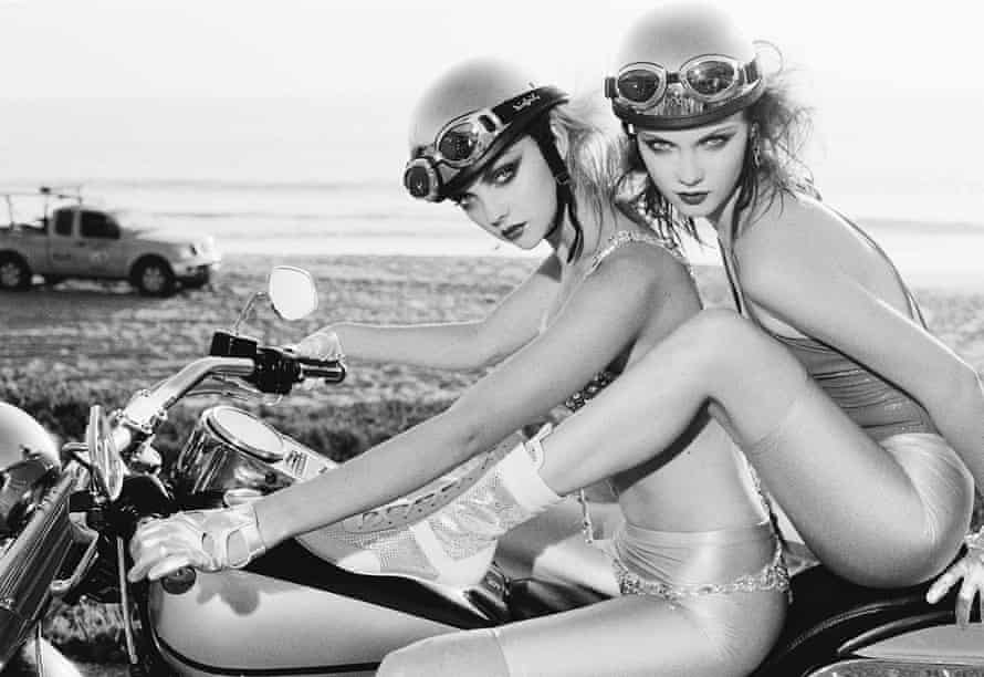 Easy Riders, Los Angeles, 2006 by Ellen Von Unwerth