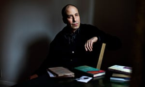 James Lasdun.