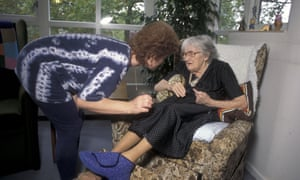 'Personal budgets have become another casualty of the wider social care crisis that has engulfed old people living in residential care.'
