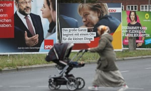 Political posters in Germany