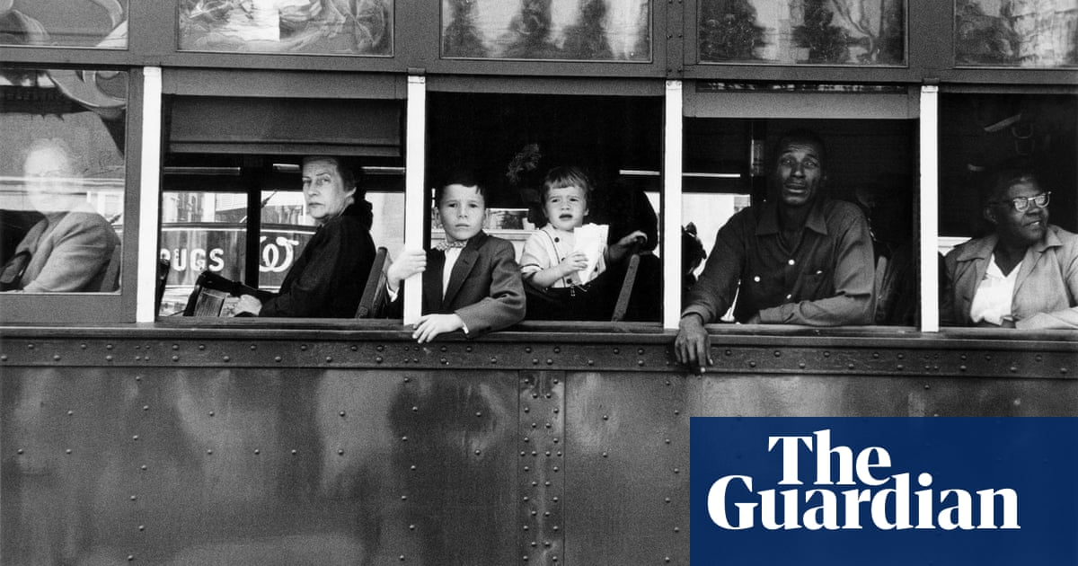 Robert Frank: a lifes work in pictures
