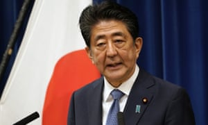 Shinzo Abe, Japan's longest-serving prime minister, says he's resigning because a chronic illness has resurfaced.
