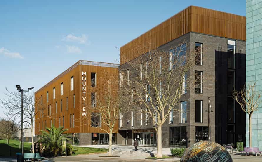 Mountview Academy of Theatre Arts in Peckham.