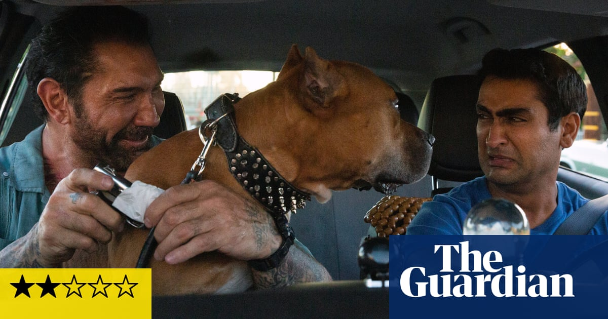 Stuber review – Uber-set action-comedy gets stuck in first