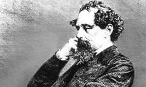 Charles Dickens, author (1812-70)