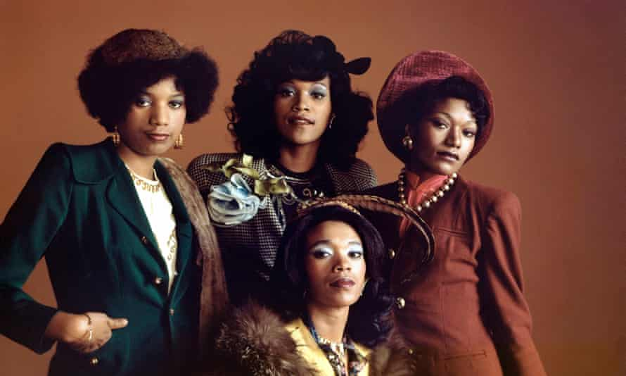 'We dressed from thrift stores' … the Pointer Sisters.