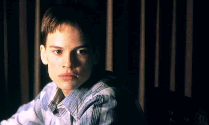 Hillary Swank won an Oscar for her role in Boys Don't Cry.