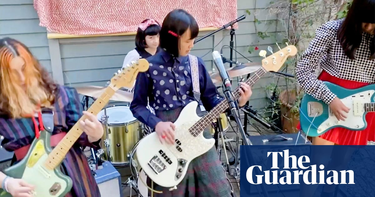 The Linda Lindas on their viral song Racist, Sexist Boy: 'It's good to let the anger out'