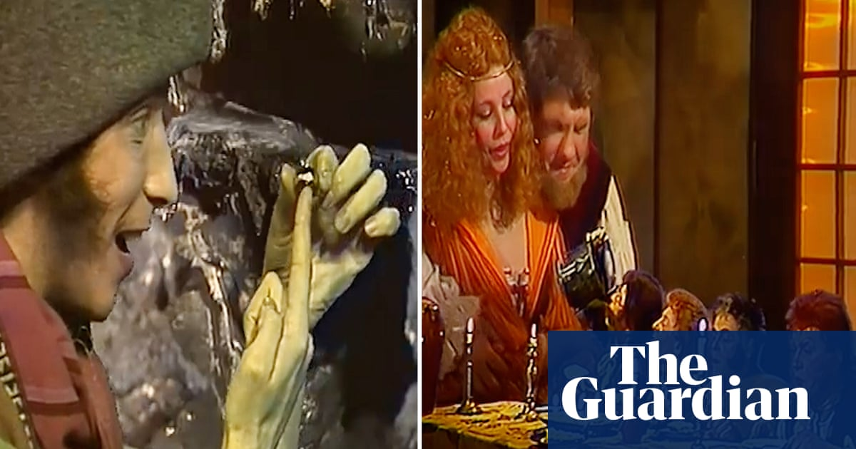 Soviet TV version of Lord of the Rings rediscovered after 30 years