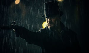 Hat's more like it: Tom Hardy as James Delaney