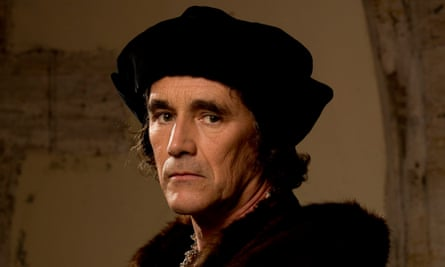The jewel in BritBox's crown? ... Wolf Hall.
