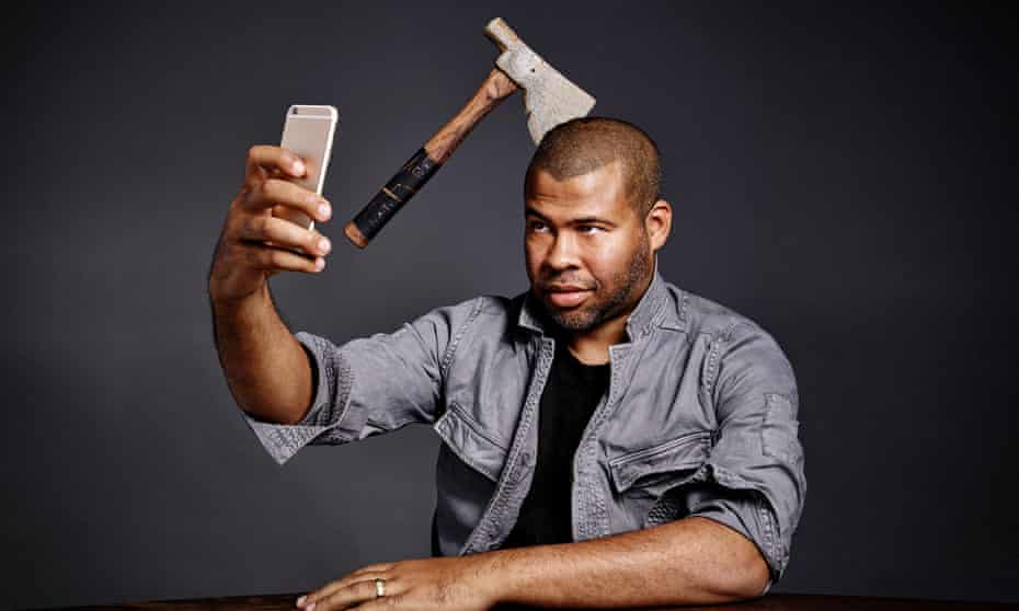 Can't get it out of your head... Jordan Peele