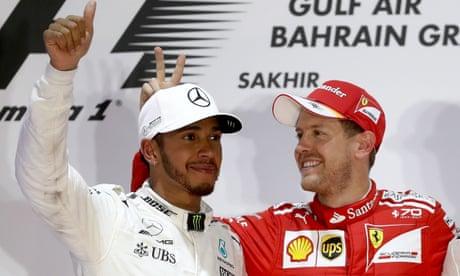 Mercedes consider team orders to stop F1 threat of Ferrari's Sebastian Vettel