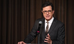 Stephen Colbert will not face any action from the FCC.
