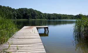 Take a lake … swimming offers a cure for insomnia.