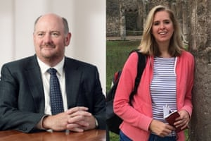 Richard Cousins and Emma Bowden were among those who died in the crash.
