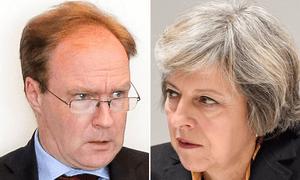 Ivan Rogers and Theresa May