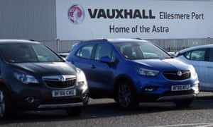 The Vauxhall factory in Ellesmere Port is scheduled to produce the Astra until 2012.