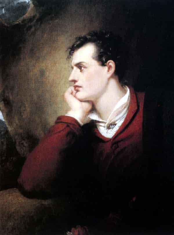 Byron Richard Westall.