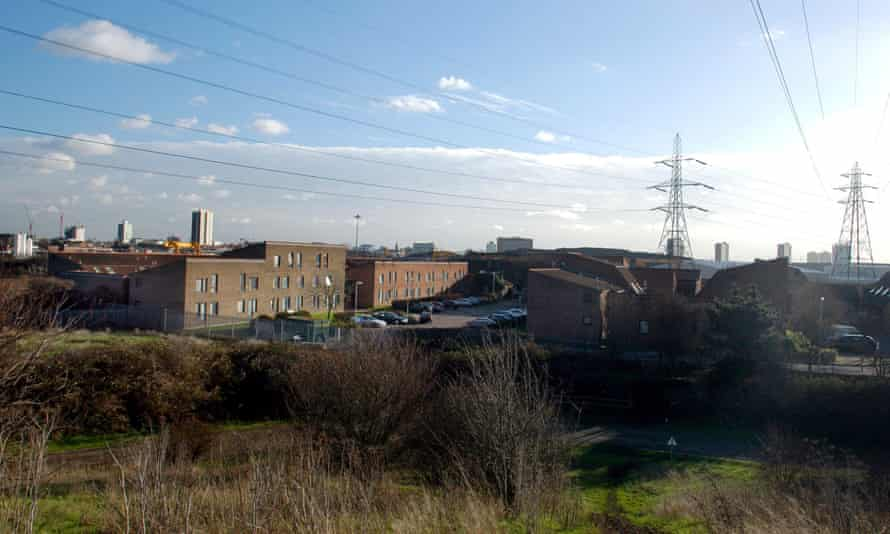Clays Lane – the largest residential co-operative of its kind in Europe until its demolition in 2007.