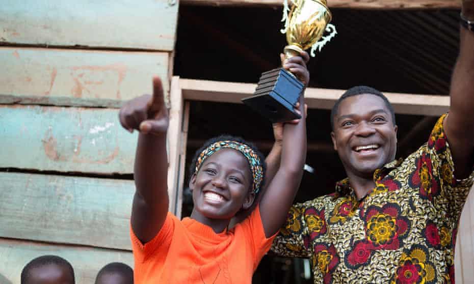 'Emotional immediacy': Madina Nalwanga and David Oyelowo in Queen of Katwe