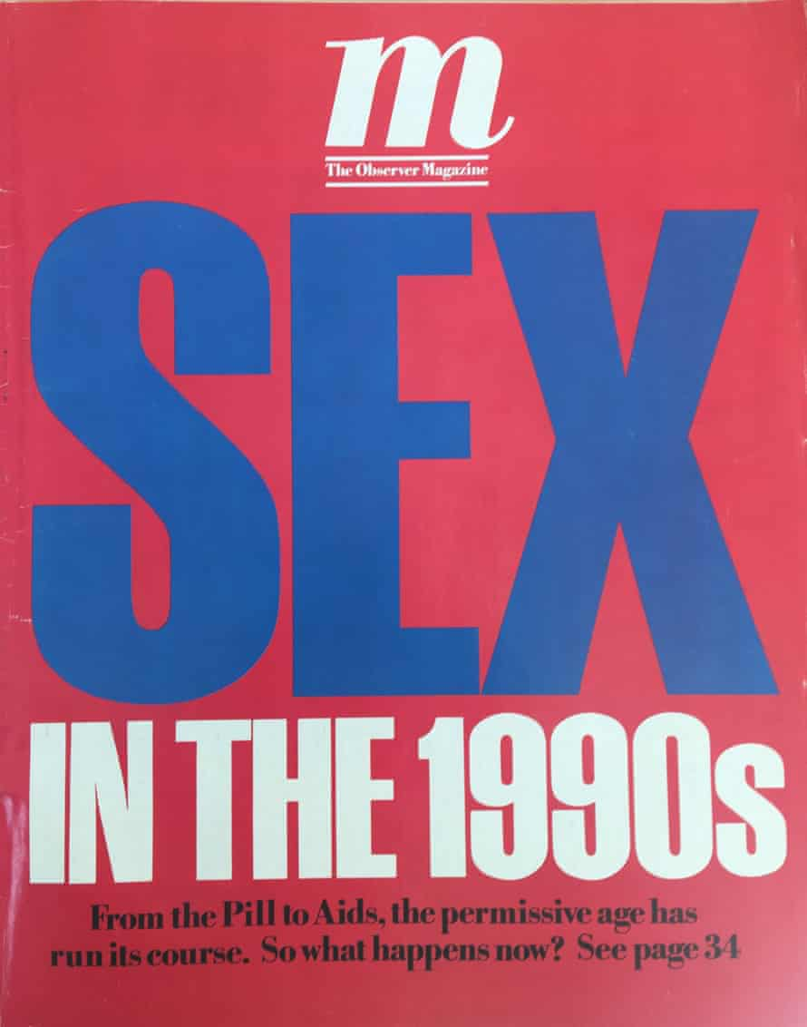 'The time between the introduction of the pill and the emergence of Aids was an interval of strange hubris': sex in the 1990s.