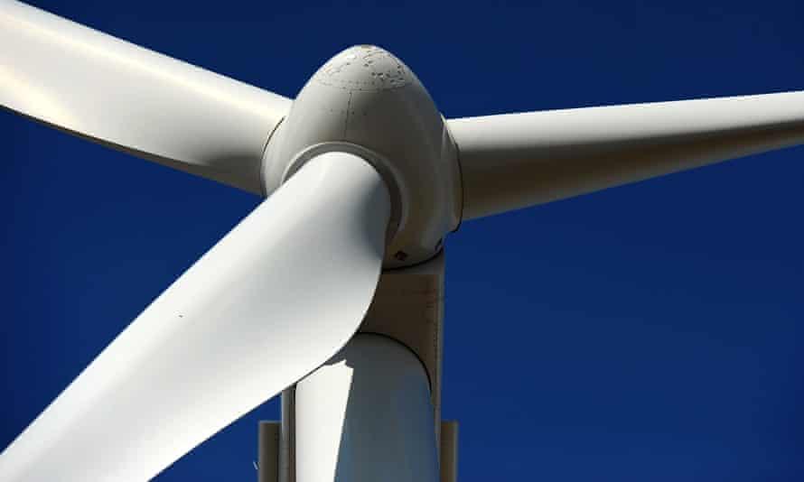 A wind turnbine
