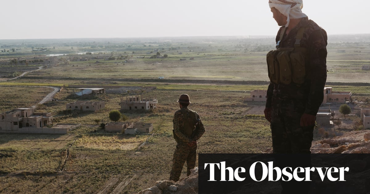 War still rages in Syrian border town at heart of Iran's regional ambition