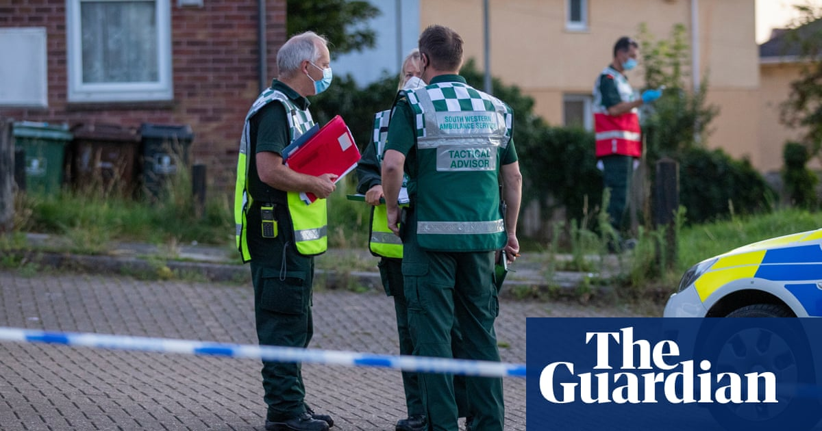 Plymouth shooting: gunman suspected of killing five is named