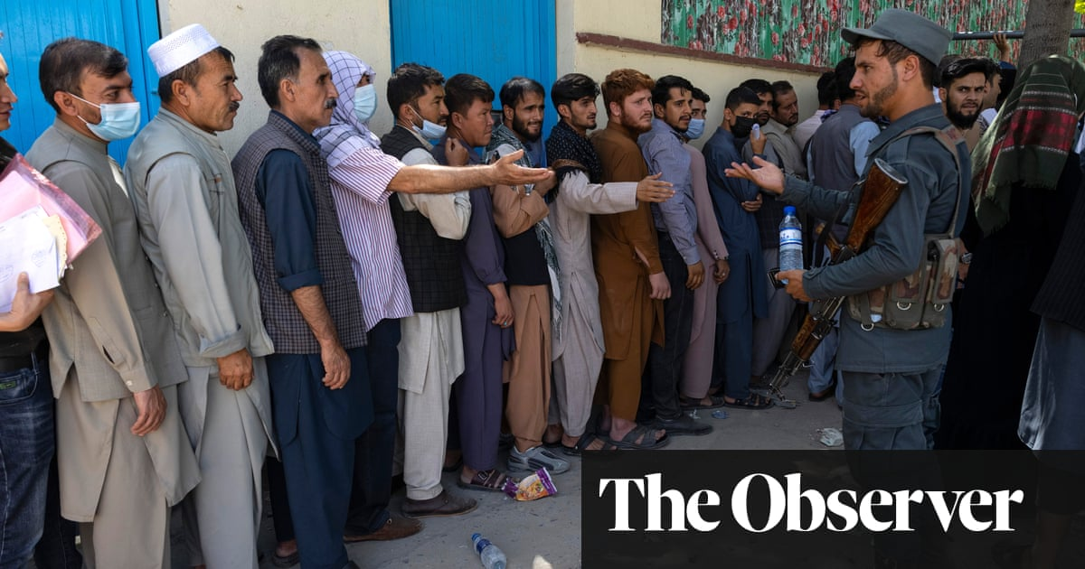 Last major Afghan city in the north falls to the Taliban