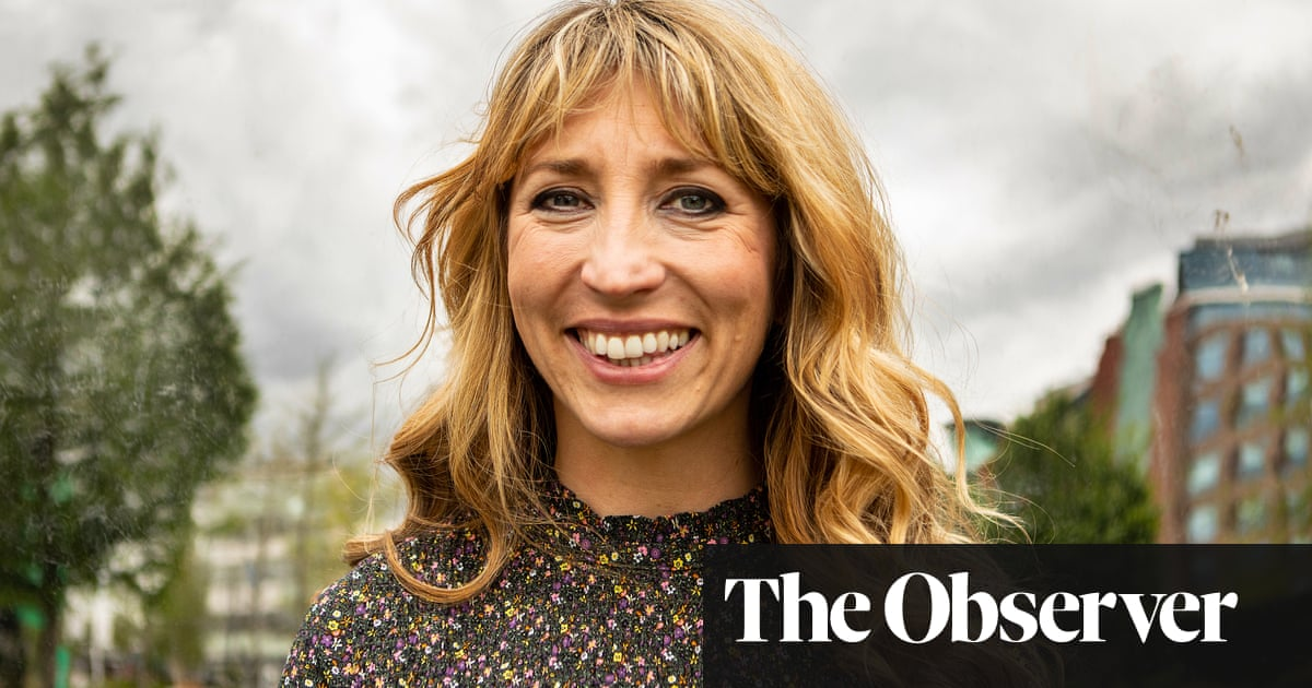 Daisy Haggard: 'I love getting older. I care less about what people think'