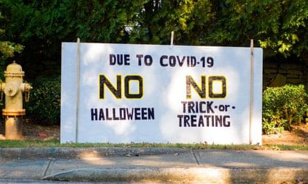 Metro Atlanta neighborhoods have cancelled Halloween activities due to Covid-19.