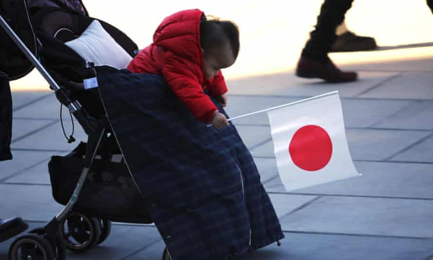 The number of babies being born in Japan is now the lowest since records began