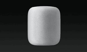 Apple HomePod wireless smart speaker