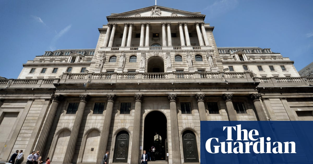 UK Interest Rate Rise Is Coming Bank Of England Tells Borrowers