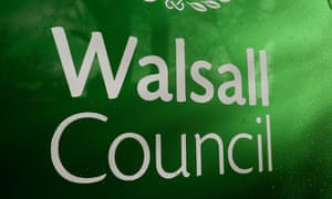 Walsall council faces a judicial review over its policy on lawn graves, which it claims is lawful.