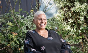 Leila Hassan Howe photographed in London, July 2020