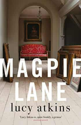 Magpie Lane (Quercus) by Lucy Atkins