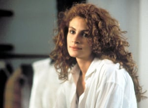 'It's about using people such as Julia Roberts as a reference': Roberts in Pretty Woman, 1990.