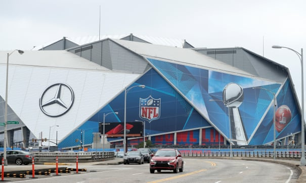Super Bowl: experimental radar aims to stop drone drama at game