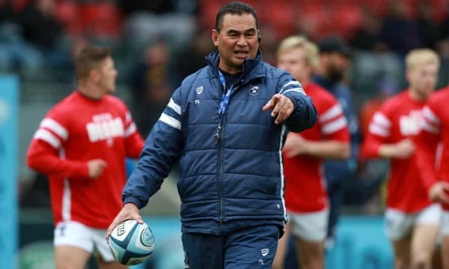 Pat Lam has led Bristol back from the Championship and is targeting the Champions Cup and the top four next season.