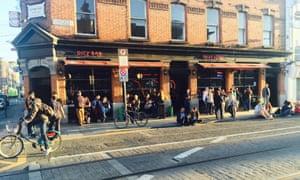 Dice Bar, Dublin