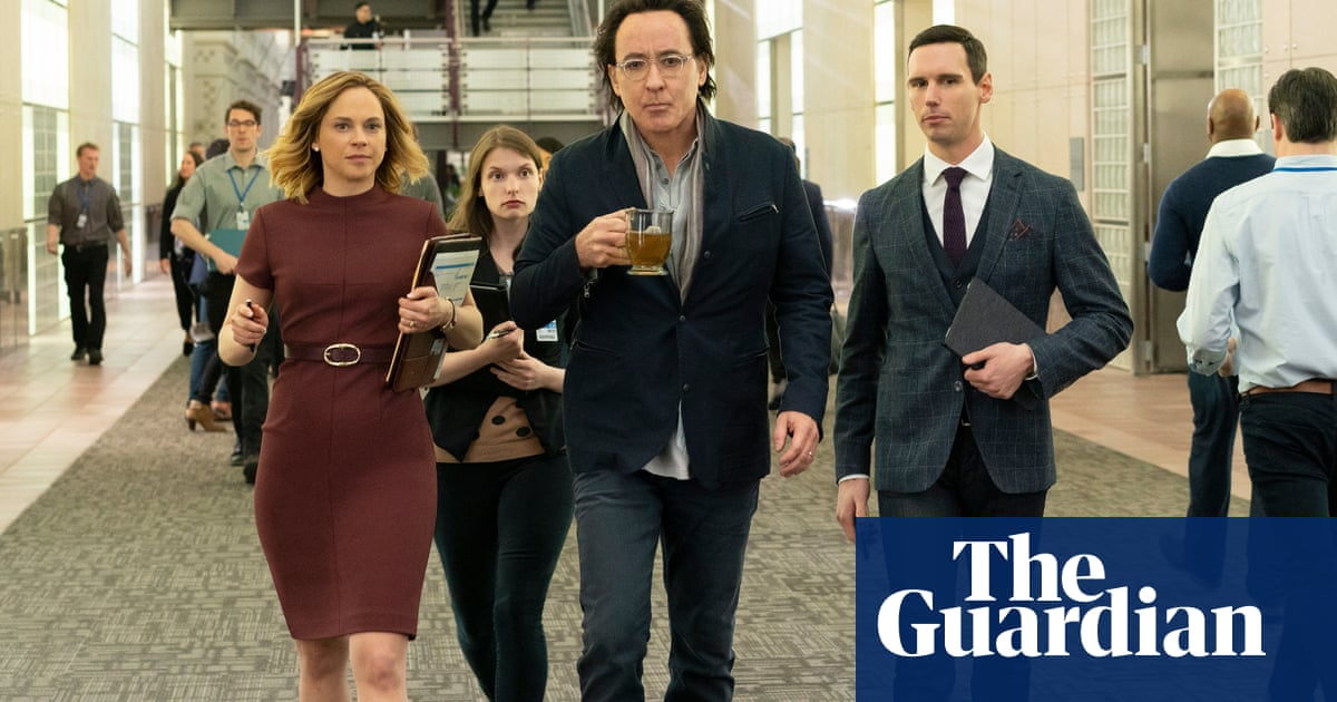 How do you remake a classic like Utopia? With big budgets – and John Cusack