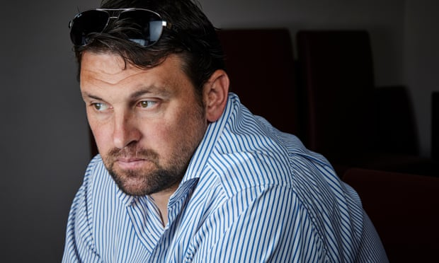 theguardian.com - Donald McRae - Steve Harmison: 'I didn't want the public to know about my depression'