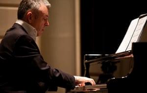 'Authoritative': pianist Malcolm Martineau.