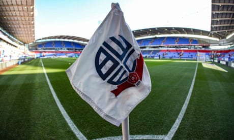 Bolton agree sale of club to former Watford owner Laurence Bassini