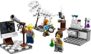 Lego Research institute.