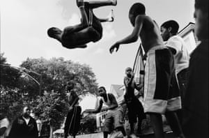 Block Party, Auburn Gresham, Chicago, 2009. From the We All We Got project by Carlos Javier Ortiz.